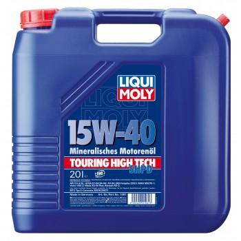 LIQUI MOLY Touring High Tech SHPD 15W40 20л 1061