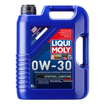 LIQUI MOLY Synthoil Longtime Plus 0W30 5л 1151