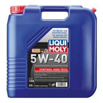 LIQUI MOLY Synthoil High Tech 5W40 20л 1308