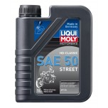 LIQUI MOLY Motorbike 4T HD-Classic Street SAE 50 1л 1572