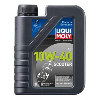 LIQUI MOLY Motorbike 4T 10W40 Scooter 1л 1618/8069