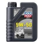LIQUI MOLY ATV 4T Motoroil 5W50 1л 20737