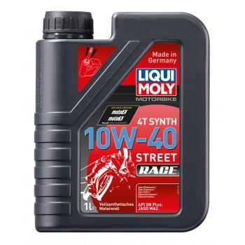 LIQUI MOLY Motorbike 4T Synth Street Race 10W40 1л 20753