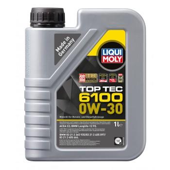 LIQUI MOLY Top Tec 6100 0W30 специально для BMW 1л 20777