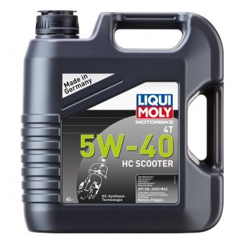 LIQUI MOLY Motorbike 4T 5W40 HC Scooter 4л 20830