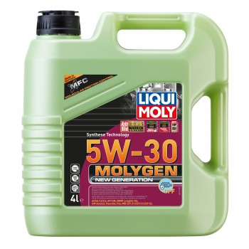 LIQUI MOLY Molygen New Generation DPF 5W30 4л 21225