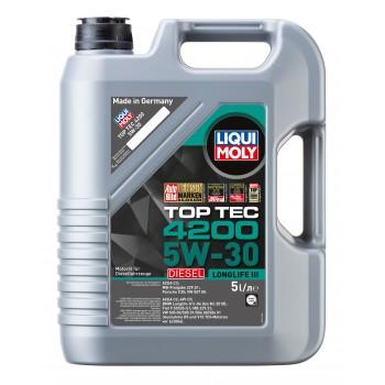 LIQUI MOLY Top Tec 4200 Diesel 5W30 5л 2376