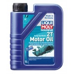 LIQUI MOLY Marine Fully Synthetic 2T Motor Oil 1л 25021