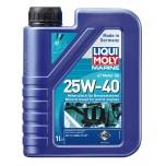 LIQUI MOLY Marine 4T Motor Oil 25W40 1л 25026