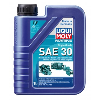 LIQUI MOLY Marine Single Grade 30 1л 25065