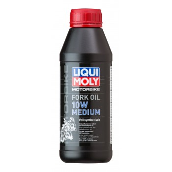 LIQUI MOLY Mottorad Fork Oil Medium 10W 1л 2715