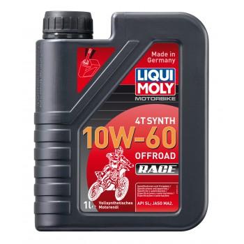 LIQUI MOLY Motorbike 4T Synth 10W60 Offroad Race 1л 3053