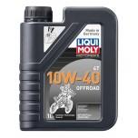 LIQUI MOLY Motorbike 4T 10W40 Offroad 1л 3055
