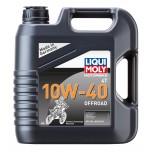 LIQUI MOLY Motorbike 4T 10W40 Offroad 4л 3056