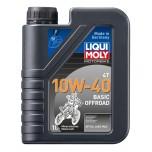 LIQUI MOLY Motorbike 4T 10W40 Basic Offroad 1л 3059