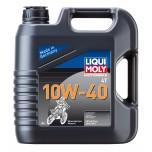 LIQUI MOLY Motorbike 4T 10W40 Basic Offroad 4л 3062