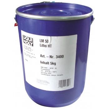 LIQUI MOLY LM 50 Litho HT 5л 3400