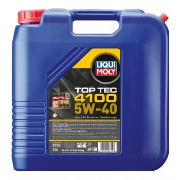 LIQUI MOLY Top Tec 4100 5W40 20л 3702