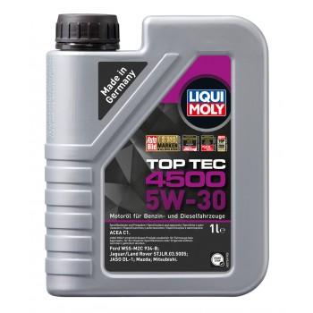 LIQUI MOLY Top Tec 4500 5W30 1л 3724/2317
