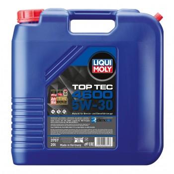 LIQUI MOLY Top Tec 4600 5W30 20л 3757
