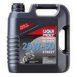 LIQUI MOLY Motorbike 4T HD Synth 20W50 Street 4л 3817
