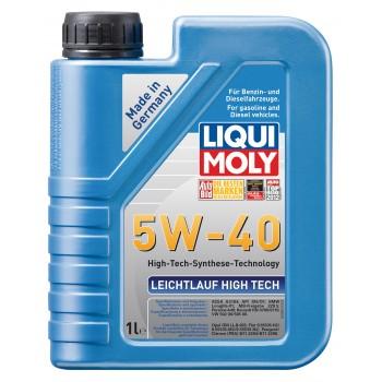 LIQUI MOLY Leichtlauf High Tech 5W40 1л 3863/8028