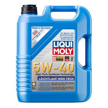 LIQUI MOLY Leichtlauf High Tech 5W40 5л 3864/8029