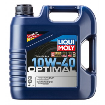 LIQUI MOLY Optimal 10W40 4л 3930