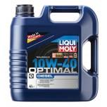 LIQUI MOLY Optimal Diesel 10W40 4л 3934