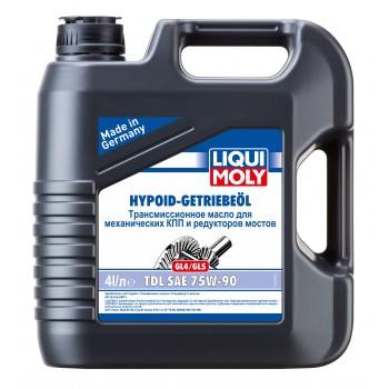 LIQUI MOLY Hypoid-Getriebeoil TDL 75W90 4л 3939