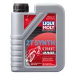 LIQUI MOLY Motorbike 2T Synth Street Race 1л 3980