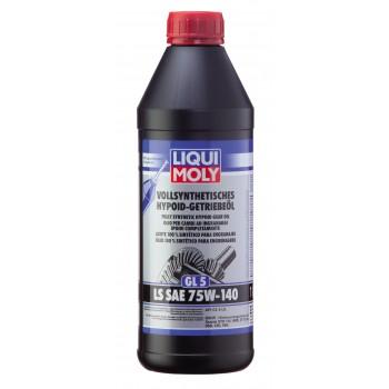 LIQUI MOLY Vollsynthetisches Hypoid-Getriebeoil LS 75W140 1л 4421/8038