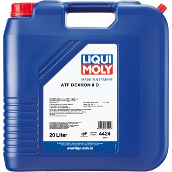 LIQUI MOLY ATF Dexron II D 20л 4424
