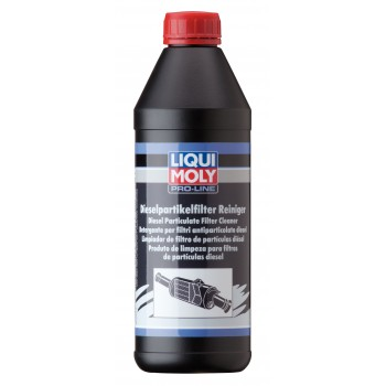 LIQUI MOLY Pro-Line Diesel Partikelfilter Reiniger 1л 5169
