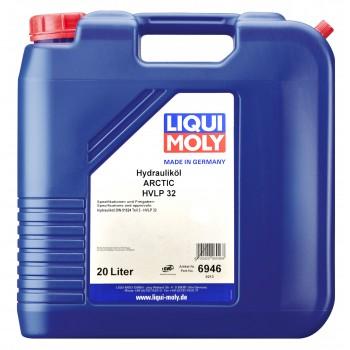 LIQUI MOLY Hydraulikoil Arctic HVLP 32 20л 6946