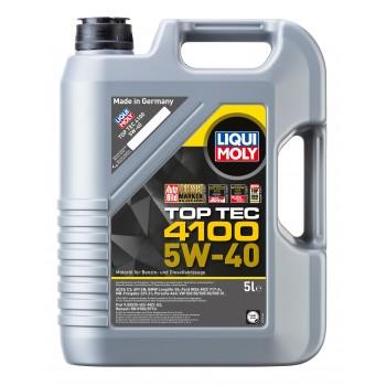 LIQUI MOLY Top Tec 4100 5W40 5л 7501