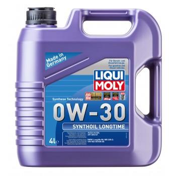 LIQUI MOLY Synthoil Longtime 0W30 4л 7511