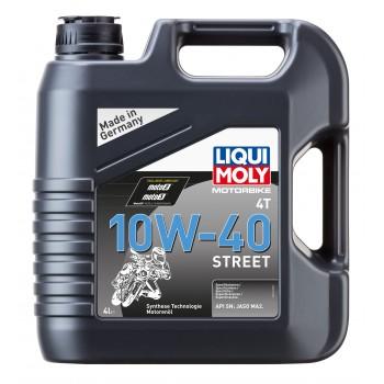 LIQUI MOLY Motorbike 4T Street 10W40 4л 7512