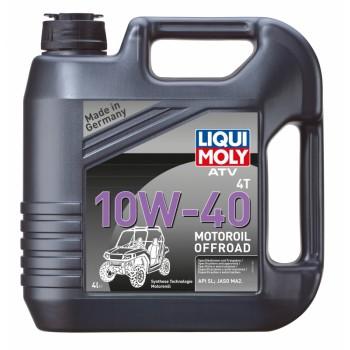 LIQUI MOLY ATV 4T Motoroil 10W40 4л 7541