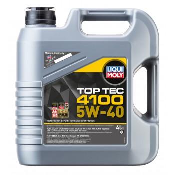 LIQUI MOLY Top Tec 4100 5W40 4л 7547