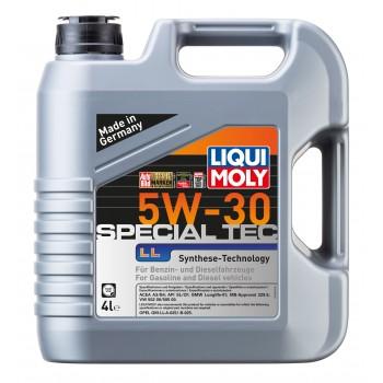 LIQUI MOLY Special Tec LL 5W30 4л 7654