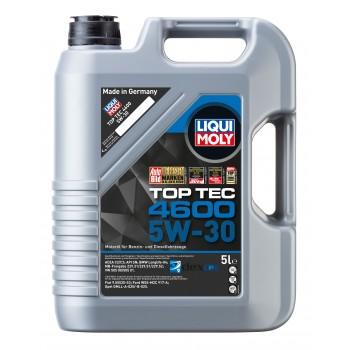 LIQUI MOLY Top Tec 4600 5W30 5л 8033