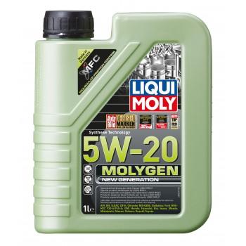 LIQUI MOLY Molygen New Generation 5W20 1л 8539