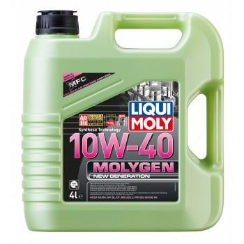 LIQUI MOLY Molygen New Generation 10W40 4л 9060