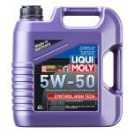 LIQUI MOLY Synthoil High Tech 5W50 4л 9067