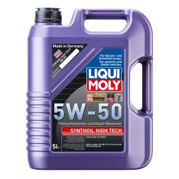 LIQUI MOLY Synthoil High Tech 5W50 5л 9068