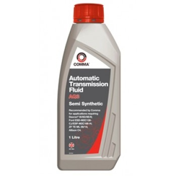 Comma AQ3TM AUTOMATIC TRANSMITION FLUID 1л AQ31L