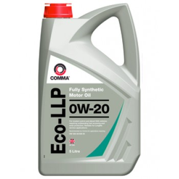 Comma ECO-LLP 0W20 5л ECOLLP5L