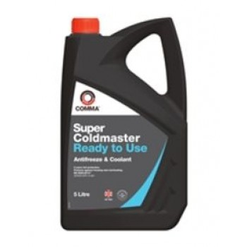 Comma SUPER COLDMASTER READY TO USE COOLANT 5л SCC5L