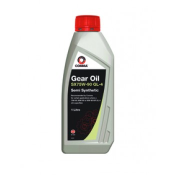Comma SX75W90 GEAR OIL GL-4 1л SXGL41L